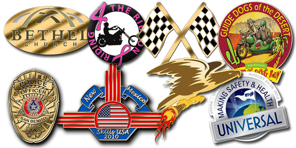 Custom Logo Pins | The source of best custom pins!